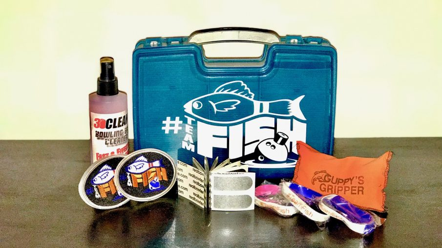 TeamFish TackleBox Total